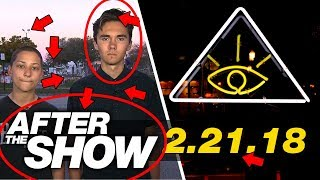Crazy Conspiracy Theories & What Even Is The Illuminati?!   After The Show