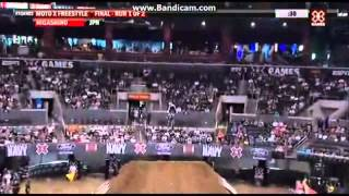 X Games FMX Best Trick Compilation