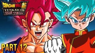 Dragon Ball Super Tenkaichi Tag Team: United Saiyans   DragonBall Z: