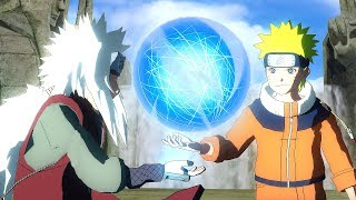 All Rasengan Users Ultimate Jutsus - Naruto Shippuden Ultimate Ninja Storm 4 Road to Boruto