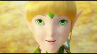 Dragon nest throne of elves english Dubbed movie 2017  Animated best