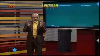 Funny English teacher teach his special method of learning English on Iranian TV