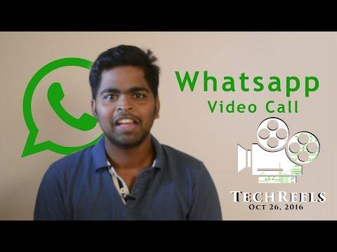 [Tamil] TechReels - Whatsapp Video Call [தமிழ்]