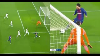 What journalists have noticed about Lionel Messi before first goal vs Chelsea