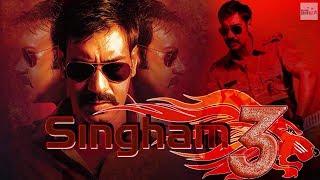Singham 3 Movie Trailer 2017 Ajay Devgn Kajol Bollywood HD