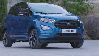 All-New 2018 Ford Ecosport - Official Video