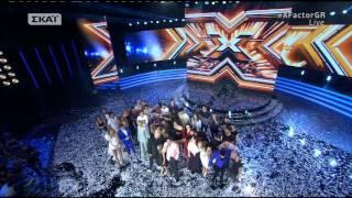 X Factor: Στη σκηνή του τελικού η κόρη του Σάκη, Αναστασία!