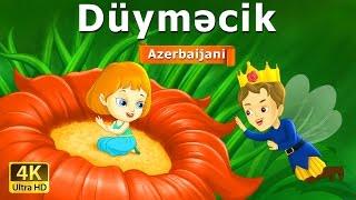 Thumbelina - Nağılları - Cizgi filmi azeri - 4K UHD - Azerbaijan Fairy Tales