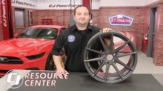 Wheel Offset and Backspacing Explained
