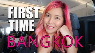 FIRST TIME IN BANGKOK, THAILAND! (Sept. 26, 2018) - saytioco