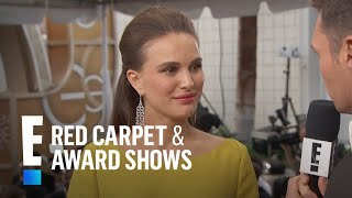 "Natalie Portman Reveals Big Challenge With ""Jackie"" Role 