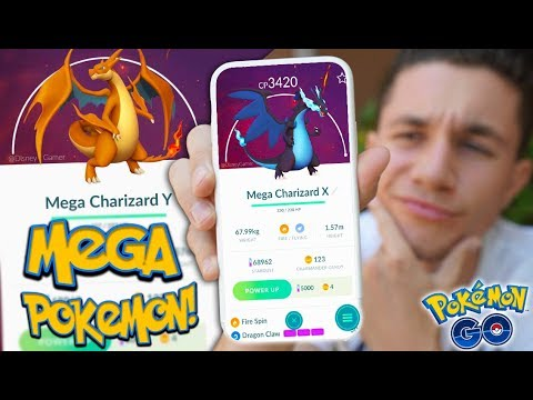Xxx Mp4 MEGA EVOLUTIONS IN POKÉMON GO Could This Be The Next HUGE UPDATE 3gp Sex