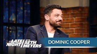 Dominic Cooper Talks Starring in Preacher