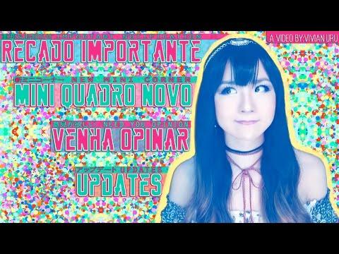 Quadro novo + Preciso da sua opinião | New corner + Need your opinion | 新コーナー+皆の意見が欲しい• Vivian Uru