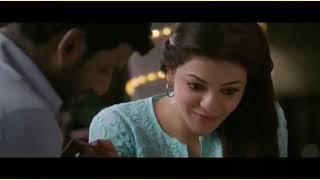 Vishal Anna love  romance scene cut videos