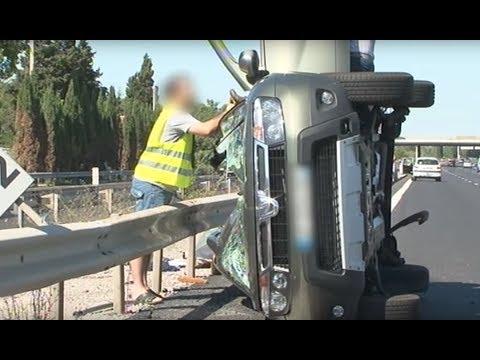 Chauffards traques et arrestations à haut risques