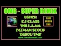 OMG (Super Remix) - Usher, Dj Class, Tabou TMF, Fatman Scoop