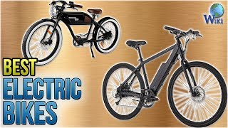 10 Best Electric Bikes 2018