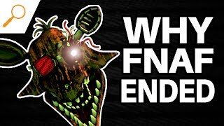 Why FNAF 6 was CANCELLED: Scott Cawthon's Dilemma | SwankyBox