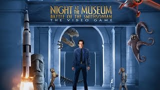 Night At The Musuem Battle of the Smithsonian Full Game Movie All Cutscenes Cinematic