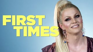 Courtney Act Tells Us About Her First Times