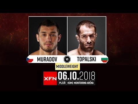 Xxx Mp4 Makhmud Muradov Vs Deyan Topalski XFN 12 Plzeň 3gp Sex
