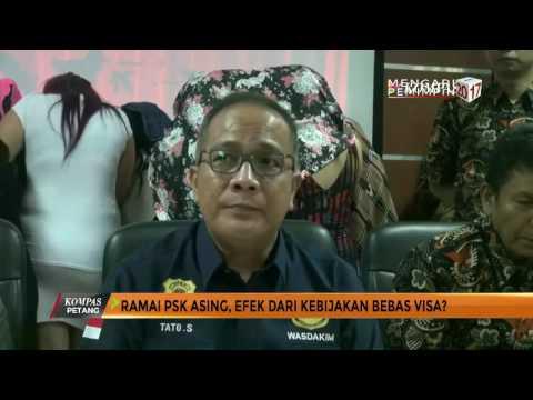 PSK Asing Salah Gunakan Visa untuk ke Indonesia