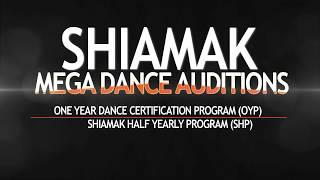 SHIAMAK OYP Audition for (2018 - 2019)