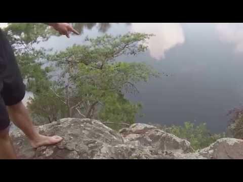 Lake Nicol Cliff Jumping