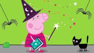 Peppa Pig Episodes - Halloween Special 🎃 - Cartoons for Children