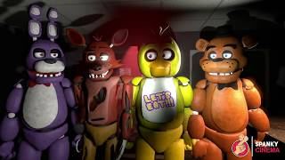 Top 5 Five Nights at Freddy's Animations Compilation [SFM FNAF Funny Animation]