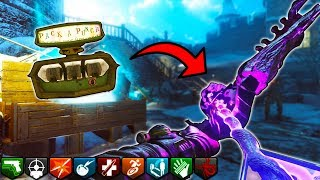 'Der Eisendrache' 100% PACK A PUNCH CHALLENGE & SOLO BOSS FIGHT! (Call of Duty Black Ops 3 Zombies)