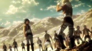 ▸ Mikasa Vs Annie Training (extra scene) Aot || Snk ENGLISH SUB