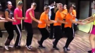 رقصة البطريق فرق مابين مزز كندا وخرفان سعوديين