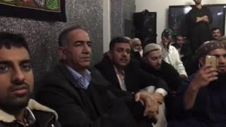 Qari Shahid Mahmood at Mehfil e Milad-Basharat Rasool's house part2