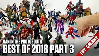 Top 10 Best Action Figures of 2018: Part 3 - Dan in the Photobooth #153