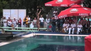 A-Girls 1m Final - Diving Junior European Championships 2011