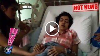 Hot News! Tak Bisa Melihat, Jupe Hanya Bisa Genggam Tangan Jessica Iskandar - Cumicam 15 April 2017