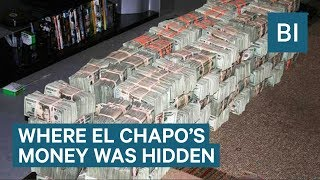 Cartel Wives Reveal Where El Chapo