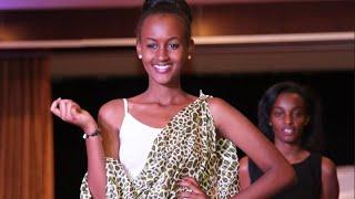 RWANDA'S MISS HIGH SCHOOL BEAUTY QUEEN CROWNED