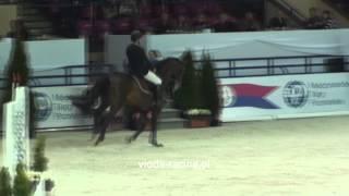Andrius Petrovas I Contendro II - Konkurs Sześciu Barier (IV Runda), Cavaliada, 23.03.2012