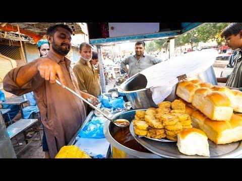 Xxx Mp4 Breakfast In LYARI KARACHI Street Food In Former Danger Zone In Pakistan 3gp Sex