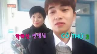Một ngày học tại trường Hàn quốc 한국유학생활