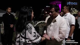 Visit to the Wake of Bangko Sentral ng Pilipinas Governor Nestor Espenilla, Jr.