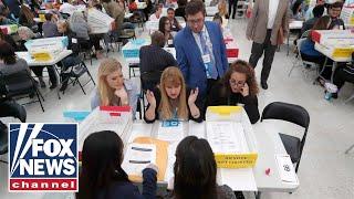 Hand recount underway after Florida misses deadline