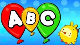 Oo and La | Alfabeto Español | Canciones Infantiles |  Alfabeto en español para niños