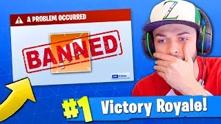 WATCH THIS - BEFORE IT'S *BANNED* in Fortnite: Battle Royale!