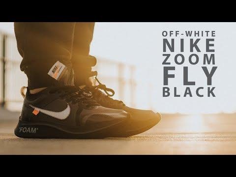 Xxx Mp4 Đập Hộp Đánh Giá On Feet đôi Off White X Nike Zoom Fly Black Hung Dinh 3gp Sex