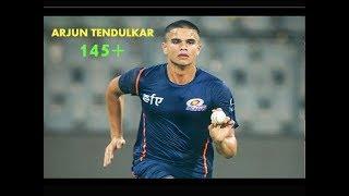 Arjun Tendulkar Bowling With Pace | India U19 | Sachin Tendulkar's Son