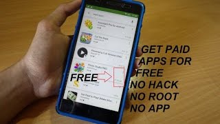 How to download paid apps from Google Play for free [ NO ROOT ]
